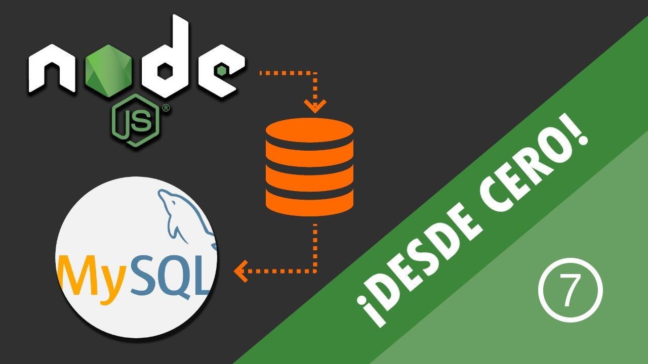 Conectar MySQL desde Node.JS