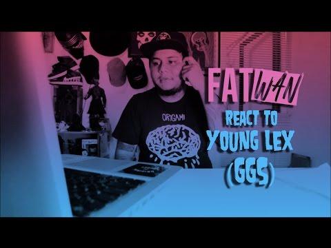 FATwan - Young Lex (GGS - GANTENG GANTENG SWAG) Reaction Video