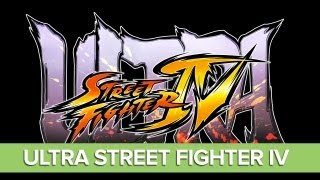 Ultra Street Fighter Iv Gameplay Trailer - Ultra Sfiv