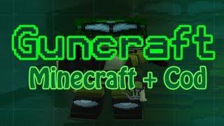 New Minecraft/COD Based Game: Guncraft