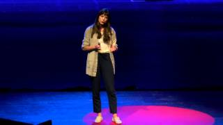 How negative and positive media content shape our world | Philippa Young | TEDxThessaloniki