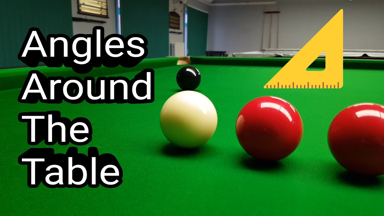 Download Angles Around The Table | Snooker Lesson