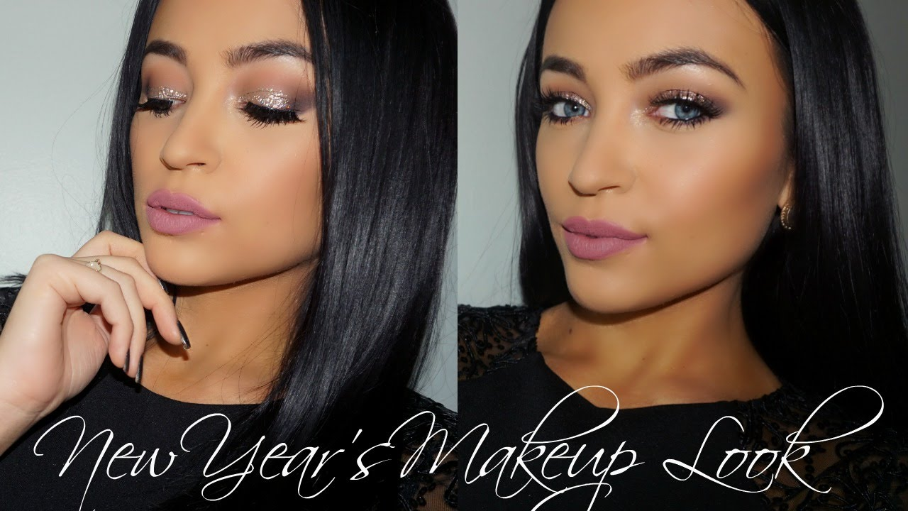 Makeup for the New Year. Holiday Makeup Ideas 45