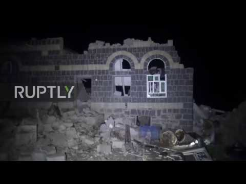 Yemen: At least five killed and more wounded in Sanaa airstrike
