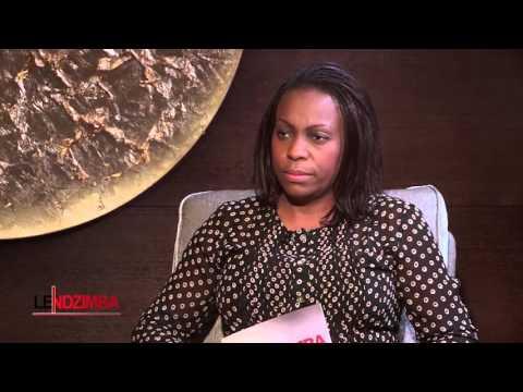 Le Ndzimba N°12 - G.B.Mapangou, Ministre de l'Energie et des Ressources hydrauliques