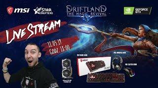 Driftland: The Magic Revival - Maxplaier testuje sprzęt MSI + KONKURS