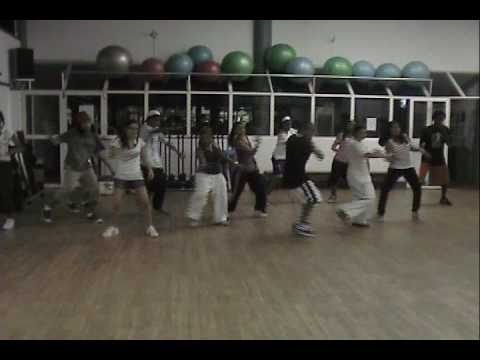 Leonardo Racco - Ragga/Dancehall - EVOLUTION Workshop (2)