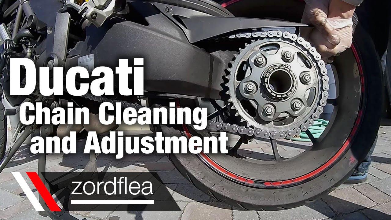 Ducati   Chain