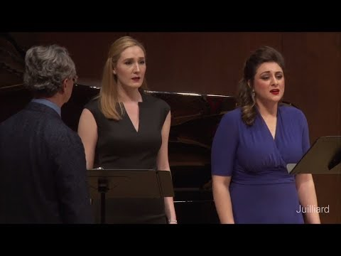 Excerpt from Mozart's 'Così fan tutte' | Juilliard Fabio Luisi Vocal Arts Master Class