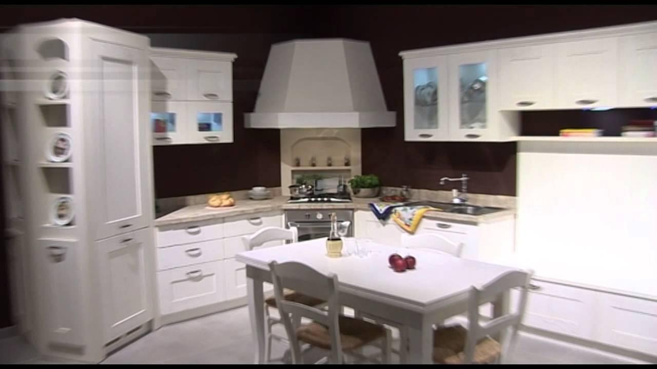 Maste Cucine : Cucine Classiche - YouTube