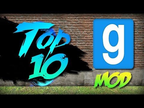 Top 10 Garry's Mod Weapons/SWEPS