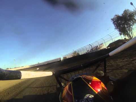 Ryan Bernal Qualifying Thunderbowl Raceway 5-18-13