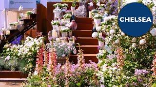 A Royal Celebration - Chelsea Flower Show 2018 - Hillier