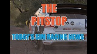 RR new Track, WRC Esport, Mad Box Controllers, Bicycling E Sport, DIY Rigs and more