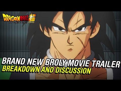 SSG VEGETA?! NEW Comic-Con DBS: Broly Trailer Discussion!   DBS