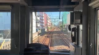 '19.10.13 東武東上線 普通坂戸行きが運転 坂戸折返しの様子