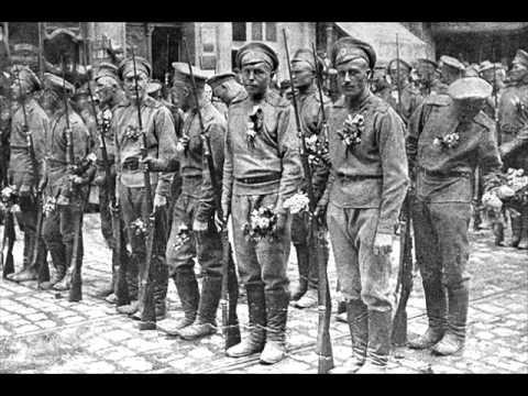 Солдатам и офицерам Русской Императорской армии посвящается