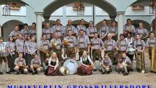 """""""Olympioniken"""" Marsch von Sepp Tanzer, Musikverein Großwilfersdorf"""