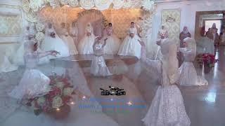 Свадьбы в Чечне.Это не обыкновенная Свадьба. Ролик сам говорит за себя. Студия Шархан