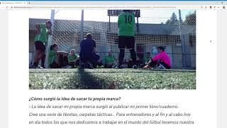 ENTREVISTA A SANTI VIEITEZ  | El fútbol verdadero Blog