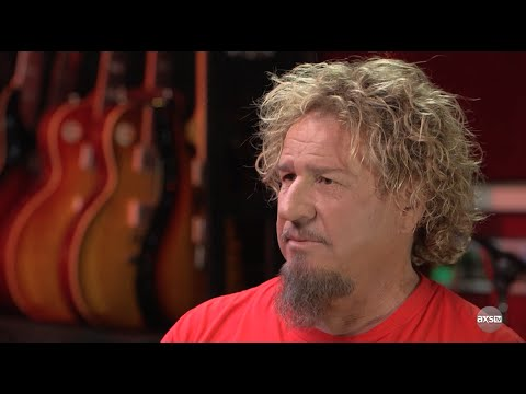 Sammy Hagar on The Big Interview: Sneak Peek