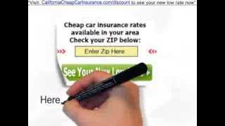 Auto Insurance Quotes California | Save $100