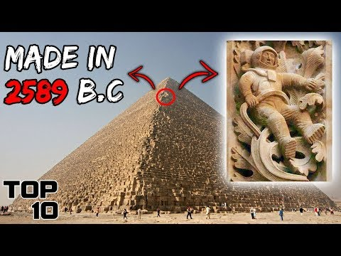 Top 10 Ancient Artifacts That Prove Aliens Exist