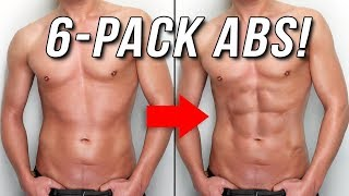 Photoshop Tutorial: How to Quickly Create Awesome, 6-pack ABS!