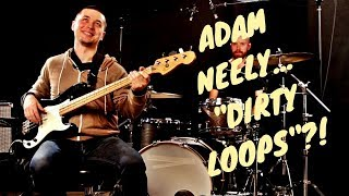 ADAM NEELY does a...