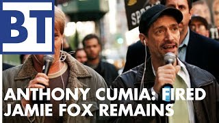 @siriusxm Anthony Cumia Fired Yet Jamie Foxx Remains. HATE SPEECH!!!!!