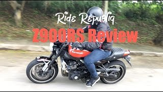 Kawasaki Z900RS Review in The Philippines
