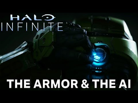 Halo Infinite - The Armor and the AI