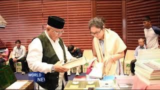 Ahmadiyya stall at Bangkok book fair
