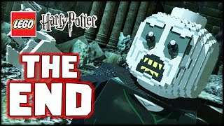 LEGO Harry Potter Years 5-7 Walkthrough Part 11 - Year 7 - 'The Ending'