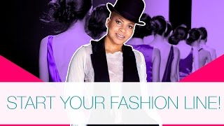 Start Your Fashion Line with M Shop NYC Thumbnail