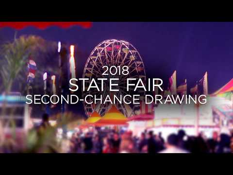 Scratch to the Future: Colorado Lottery State Fair Second-Chance Drawing