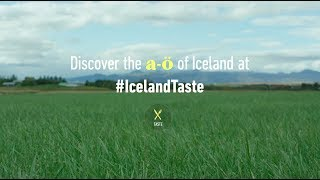 The A-Ö of Iceland   TASTE thumbnail