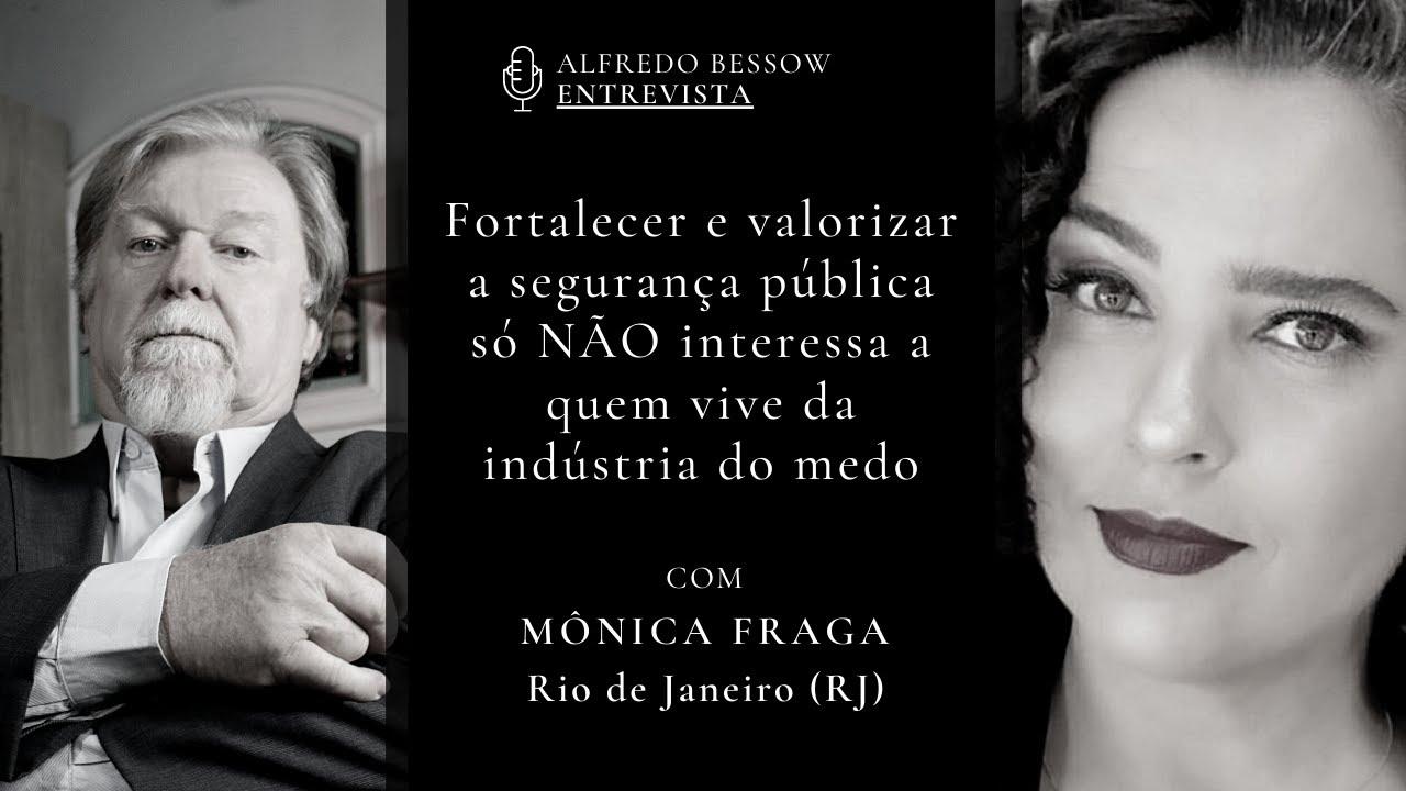 Jetz - Mônica Fraga: por que tanto receio em falar sobre segurança?