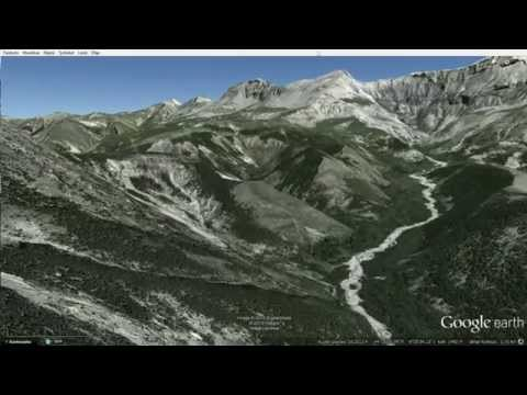 Germanwings Flight 9525 probable track, last minute