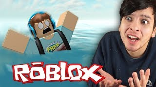 SURVIVE THE FLOODS IN ROBLOX!!