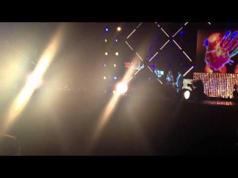 Cheb Khaled - C'est La Vie, Live Festival de la tolerance Agadir Maroc 2012  by houssni