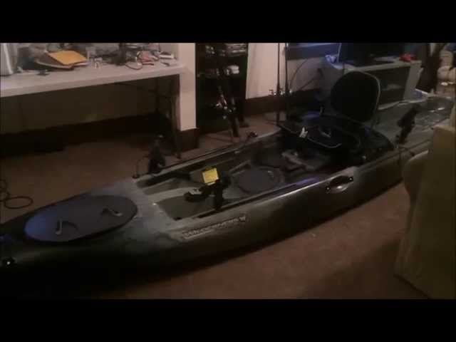 Wilderness Systems Ride 135 Advance Angler Review