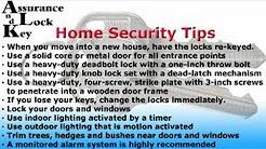 Assurance Lock And Key, Locksmith Services, Johnson City, TN