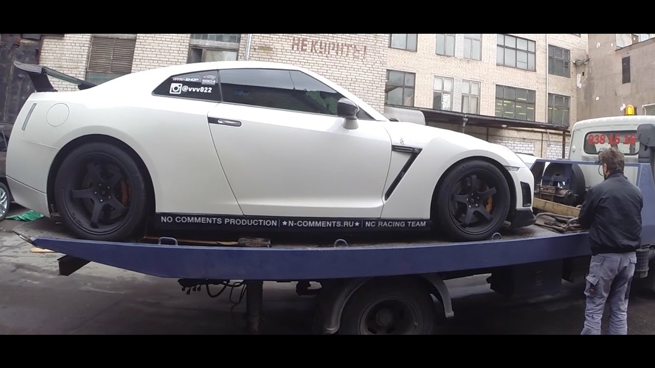 This 2017 Nissan GTR NISMO Is FOR SALE - YouTube