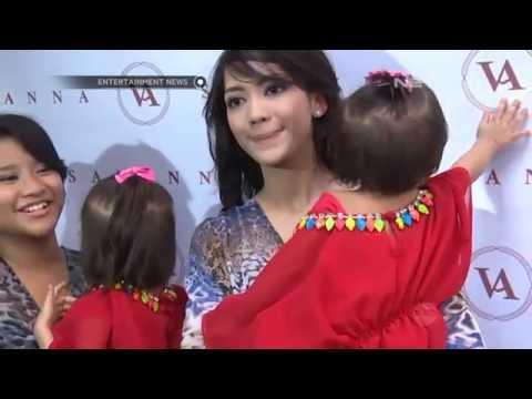Ririn Dwi Aryanti menikmati perkembangan anak