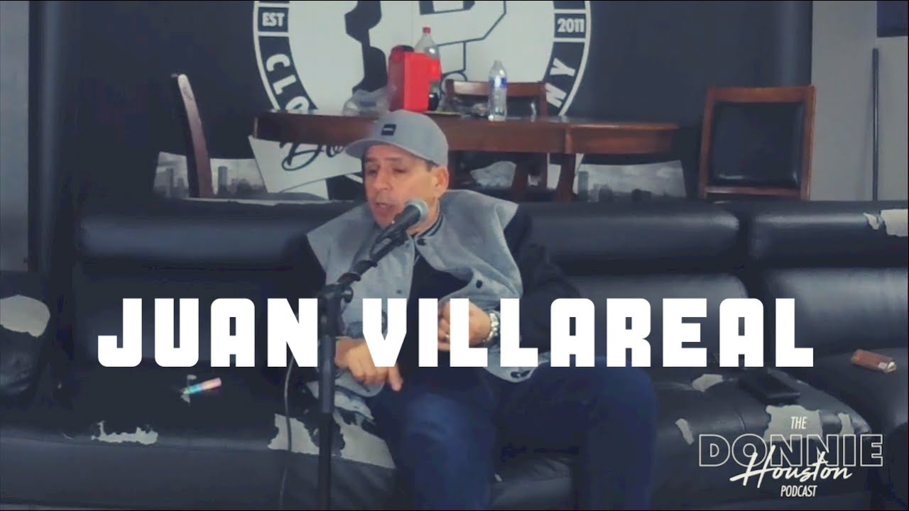 Juan Villareal Talks About Coming Up In Houston, Comic View,  Cedric The Entertainer, SPM + More