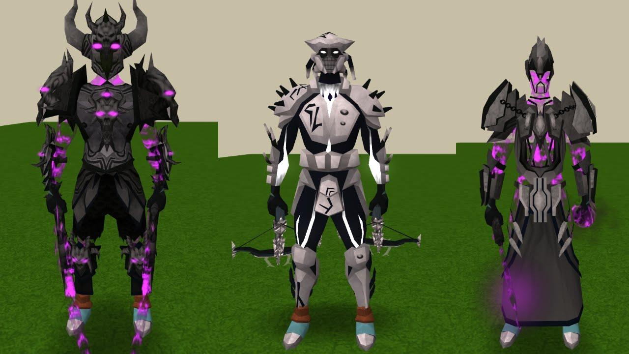 all runescape armor