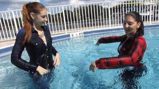 Music video - Wetlook, Feet, Underwater, Balloons, Belly & More!