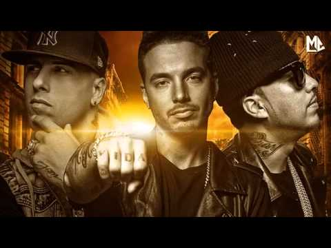 Ay vamos (remix)-JBalvin ft Nicky...