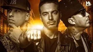 Ay vamos (remix)-JBalvin ft Nicky jam(original)
